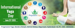 International Yoga Day - June 21 - b